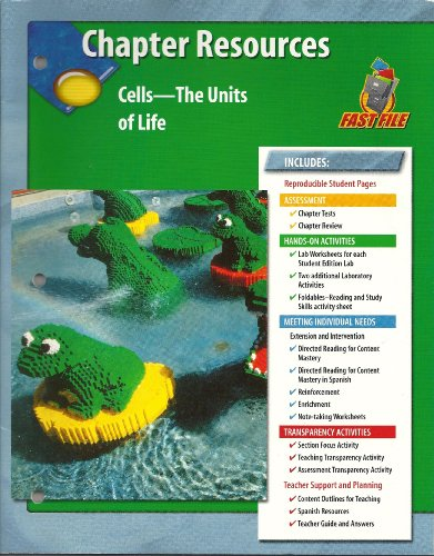 9780078671906: Cells - The Units of Life Chapter Resources