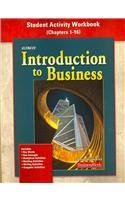 9780078673344: Introduction To Business, Chapters 1-16, Student Activity Workbook (BROWN: INTRO TO BUSINESS)