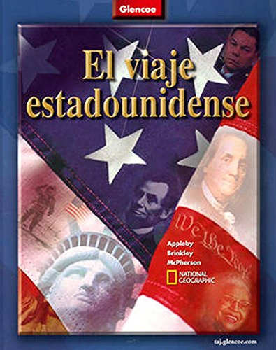 9780078673801: The American Journey, Spanish Student Edition (Spanish Edition)