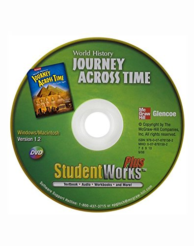 9780078674150: Journey Across Time, Early Ages, StudentWorks Plus CD-ROM (MS WORLD HISTORY)