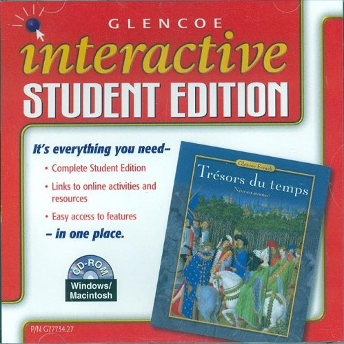 9780078677731: Trésors du temps Level 4, Interactive Student Edition