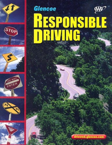 9780078678141: Responsible Driving, Softcover Student Edition