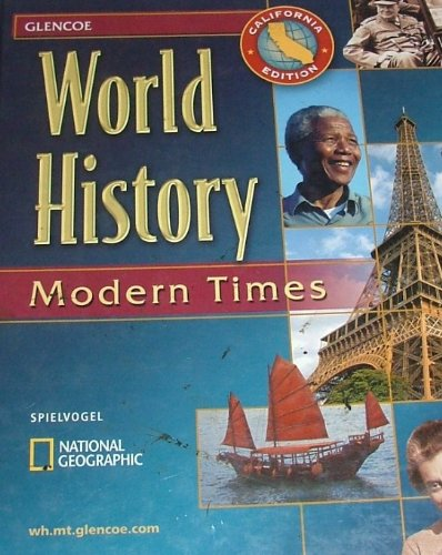9780078678554: World History - California Edition: Modern Times