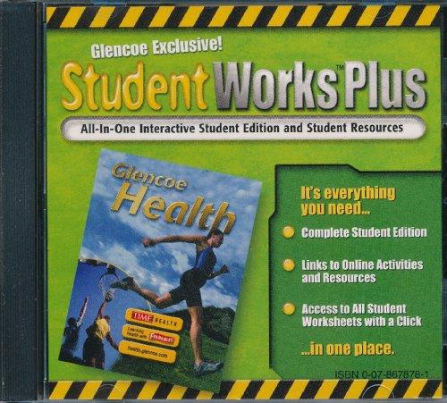9780078678783: Glencoe Health, StudentWorks CD-ROM