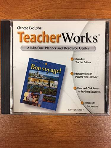 9780078679391: Bon Voyage Level 3 TeacherWorks CD