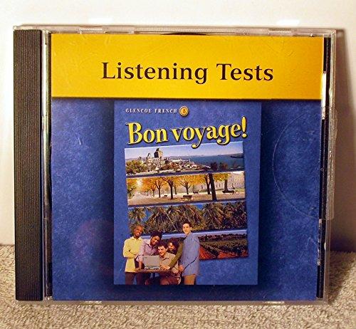 9780078679407: Bon Voyage 3 Listening Tests CD-ROM
