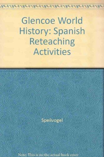 Glencoe World History: Spanish Reteaching Activities: Speilvogel
