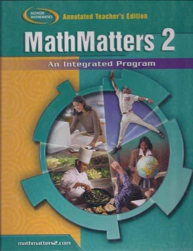 9780078681776: Math Matters 2 (TE)