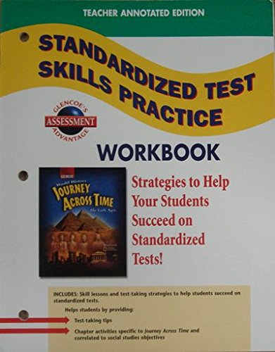Teacher Annotated Edition Standardized Test Skills Practice: Spielvogel