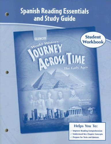 9780078681943: Journey Across Time, Early Ages, Spanish Reading Essentials and Study Guide, Workbook (Spanish Edition)