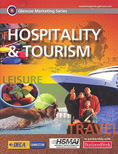 9780078682964: Glencoe Marketing Series: Hospitality & Tourism, Student Edition