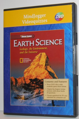 9780078683336: Mindjogger Videoquizzes DVD (GLENCOE EARTH SCIENCE)