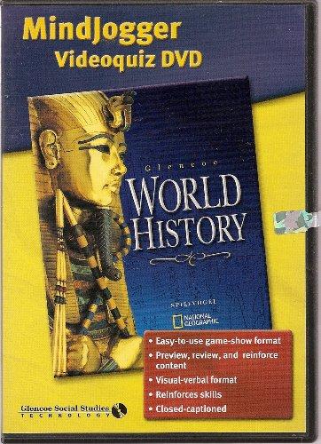 9780078683541: OGlencoe World History MindJogger Videoquiz DVD (Social Studies Technology)