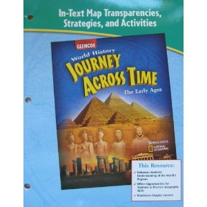 9780078684593: In-Text Map Transparencies, Strategies and Activities for Glencoe