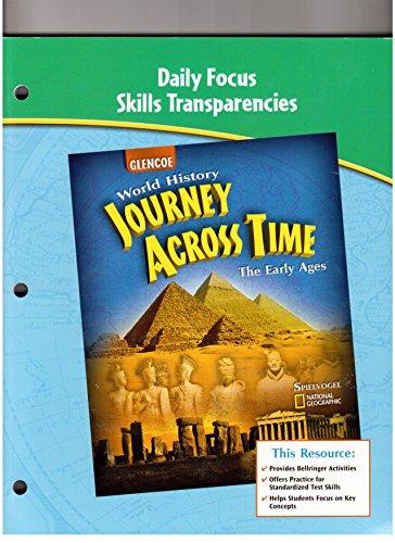 9780078684609: Daily Focus Skills Transparencies for Glencoe
