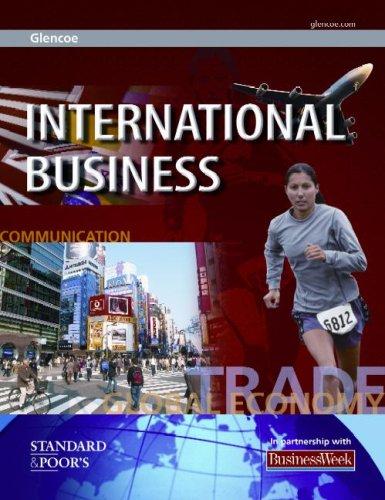 9780078685439: International Business, Student Edition