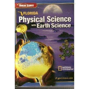 9780078685552: Physical Science with Earth Science, Teacher Wraparound Edition