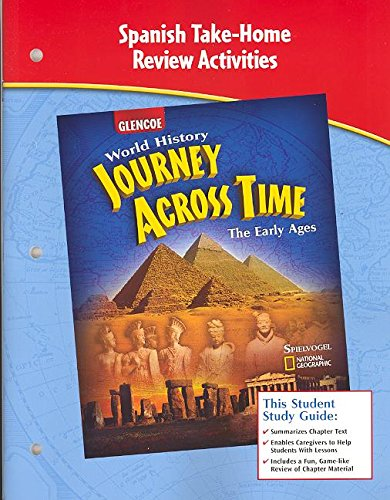 9780078685842: Journey Across Time, Early Age