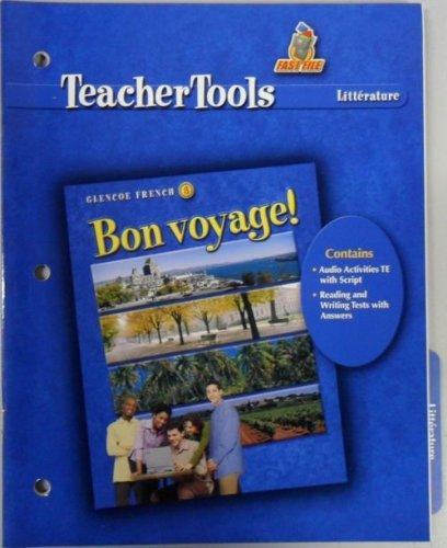 9780078686269: Bon Voyage 3 Teacher Tools Literature