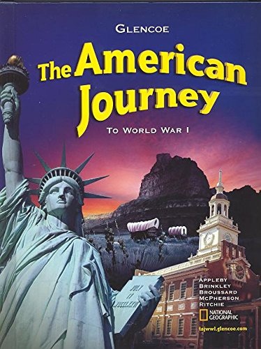 9780078688751: The American Journey to World