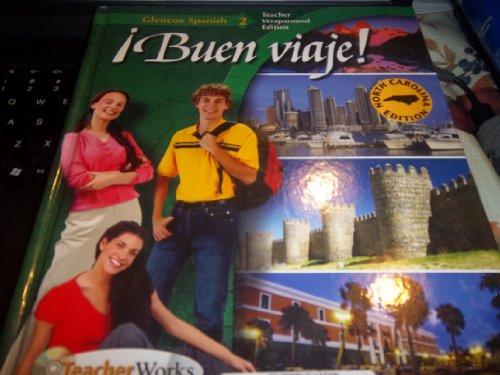 9780078688966: Buen Viaje Glencoe Spanish 2 North Carolina (Teacher Wraparound Edition) (Buen Viaje, Glencoe Spanish 2)