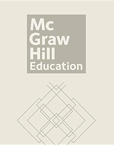 Marketing Essentials, School-to-Work Activity Workbook, Student Edition: Glencoe McGraw-Hill