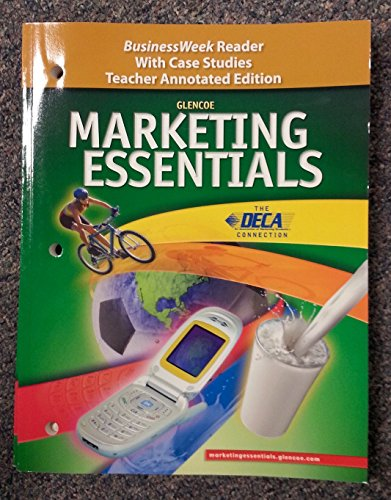 9780078689222: Marketing Research Project Workbook Teacher Manual (Glencoe Marketing Essentials)