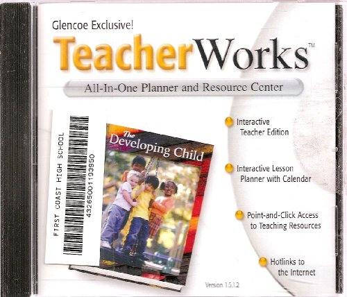 9780078689796: Teacher Works (All In One Planner and Resource Center)