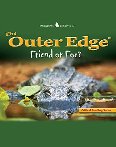 9780078690549: The Outer Edge: Friend or Foe (Jamestown Education)
