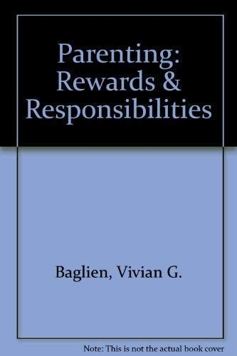 9780078690587: Parenting: Rewards & Responsibilities, Teacher Annotated Edition