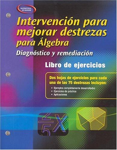 9780078691867: Skills Intervention for Algebra: Diagnosis and Remediation, Spanish Student Workbook (Merrill Algebra 1)