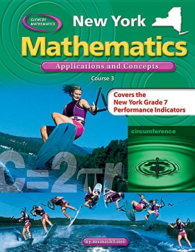 9780078693557: Mathematics, Course 3: Applications and Concepts
