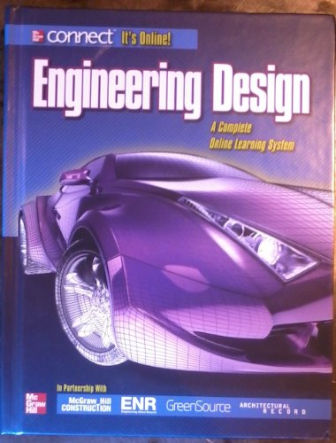 9780078694196: Engineering Design
