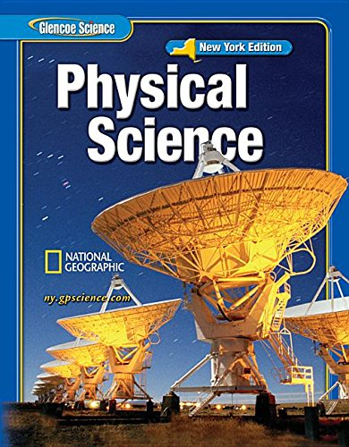 9780078695070: Physical Science: New York Edition