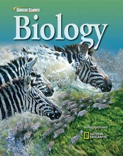 9780078695100: Glencoe Science: Biology, Student Edition (National Geographic)