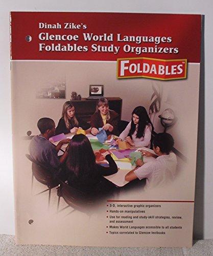 9780078695650: Dinah Zikes's Glencoe World Languages Foldable Study Organizers