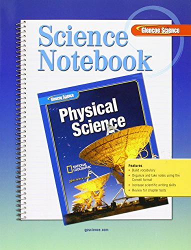 9780078695803: Glencoe Physical Science: Notebook