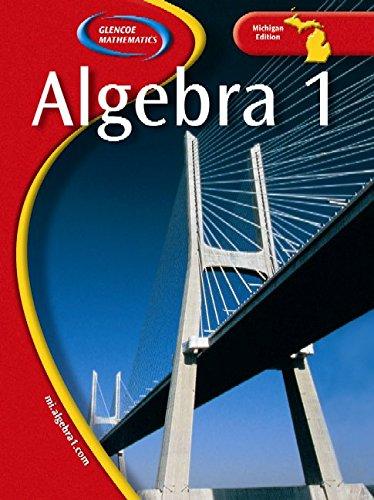 9780078696817: Glencoe Mathematics: Algebra 1