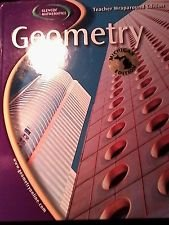 9780078696879: Geometry Michigan Edition