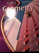 9780078696879: Geometry Michigan Edition