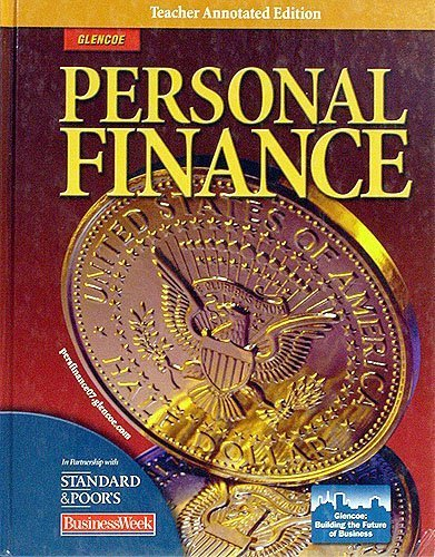 9780078697890: Personal Finance, Teacher Annotated Edition