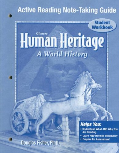 Human Heritage, Active Reading Note-Taking Guide, Student: McGraw-Hill Education