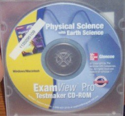 9780078702266: Examview Pro Testmaker Cd (Physical Science with Earth Science)
