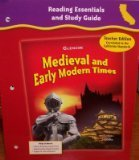 9780078702648: Discovering Our Past: Medieval and Early Modern Times, Reading Essentials + Study Guide