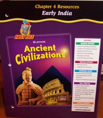 9780078702969: Chapter 4 Resources: Early India (Ancient Civilizations)