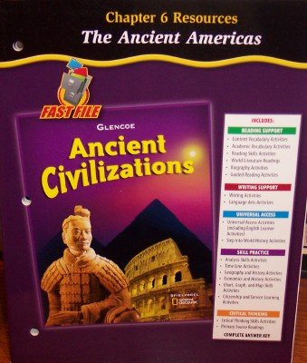9780078702983: Chapter 6 Resources: The Ancient Americas (Ancient Civilizations)