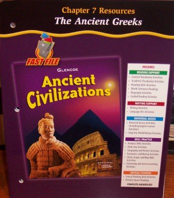 9780078702990: Chapter 7 Resources: The Ancient Greeks (Ancient Civilizations)