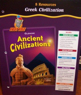 9780078703003: Chapter 8 Resources: Greek Civilization (Ancient Civilizations)