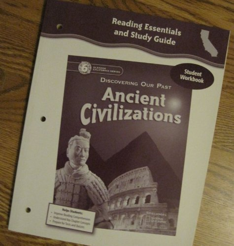 9780078703089: Discovering Our Past: Ancient Civilizations, Reading Essentials + Study Guide