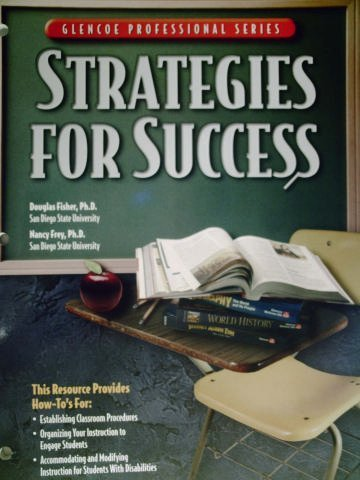 9780078703249: STRATEGIES FOR SUCCESS (Glencoe Professional Series)